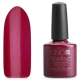 Shellac CND  Red Baroness