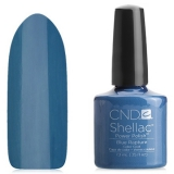 Shellac CND  Blue Rapture