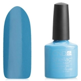 Shellac CND Cerulean Sea
