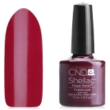 Shellac CND  Tinted Love